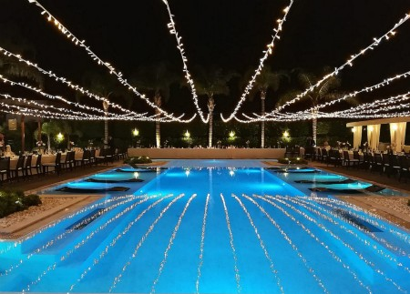 piscina hotel paestum