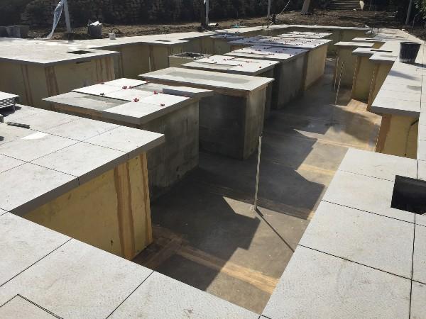 piscina ornamentale x Hotel pozzuoli