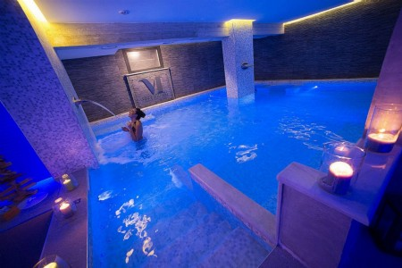 Area wellness in Resort a Nola