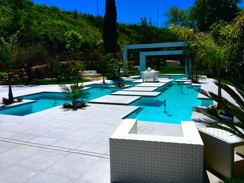 piscina interrata pozzuoli