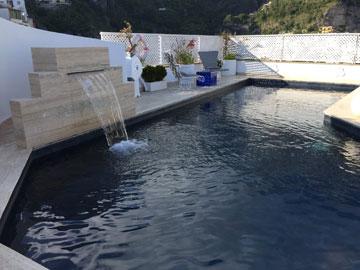 posa telo impermeabilizzante piscina
