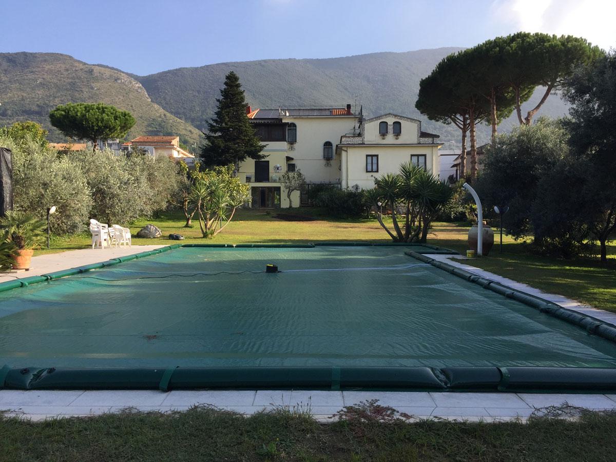 Manutenzione apertura e chiusura della piscina - Chiusura invernale piscina ...