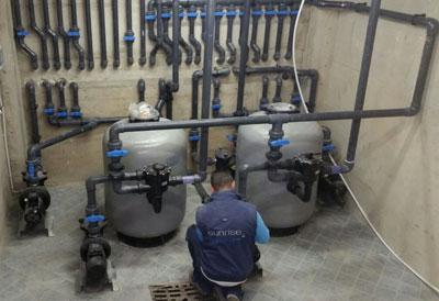 impianto trattamento acqua