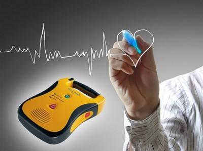 Defibrillatore nelle associazioni sportive