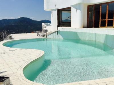 Ristrutturazione piscina in pannelli