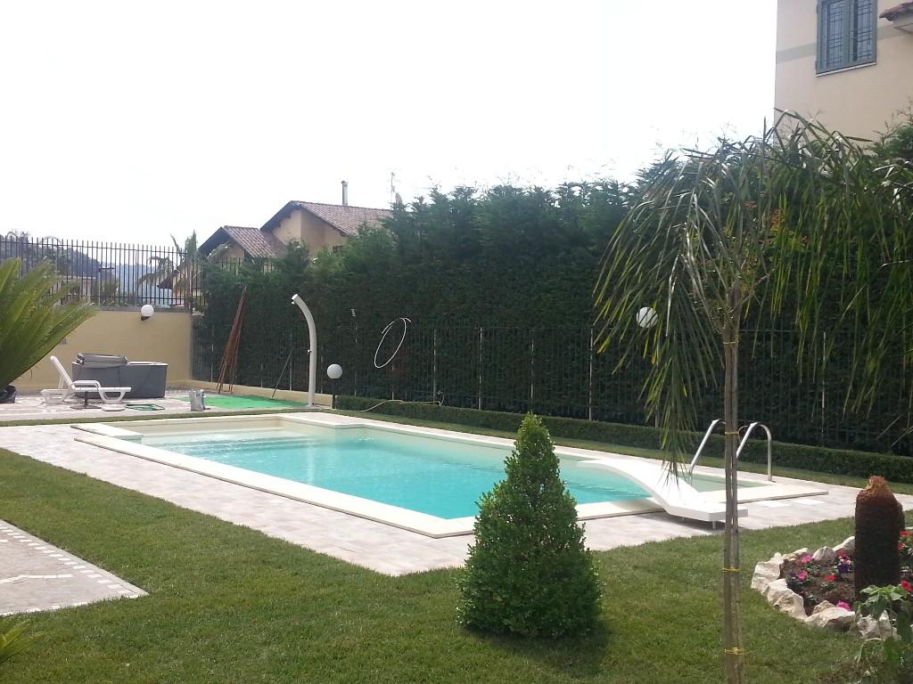 Costruzione piscina con impianto a sale ad avellino - Piscina a sale ...